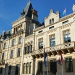 Guided tours of the Grand Ducal Palace in Luxembourg